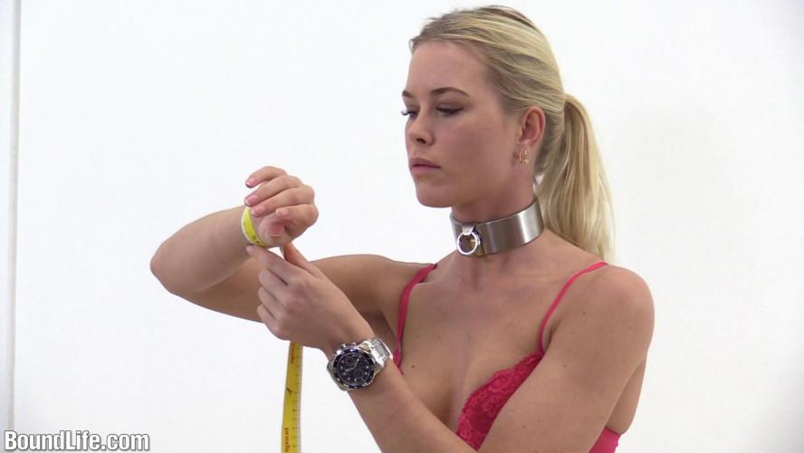 BDSM BoundLife - Measuring myself [bl661]