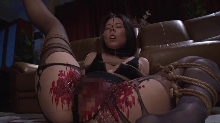 Asians BDSM Velvet Black Mourning Poison Spider Widow Nanako Takamiya [CMN-210]
