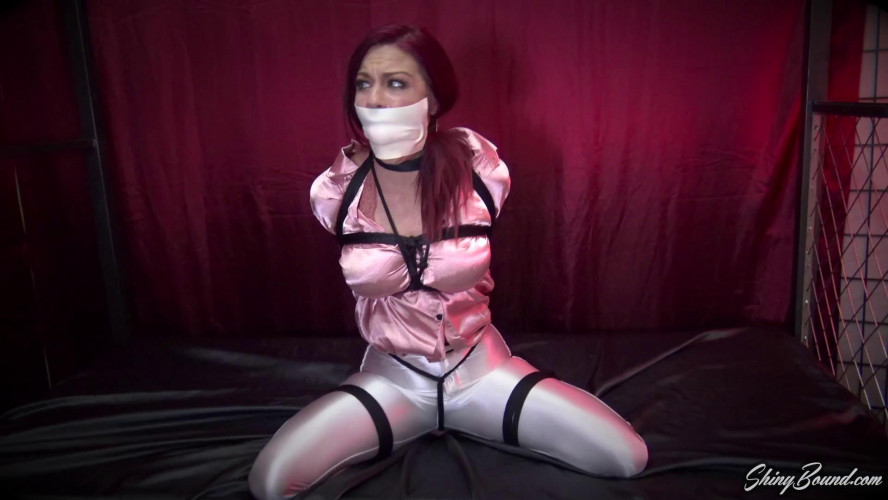 BDSM Shiny Bound Nice Unreal Full New Gold Beautifull Collection. Part 2.