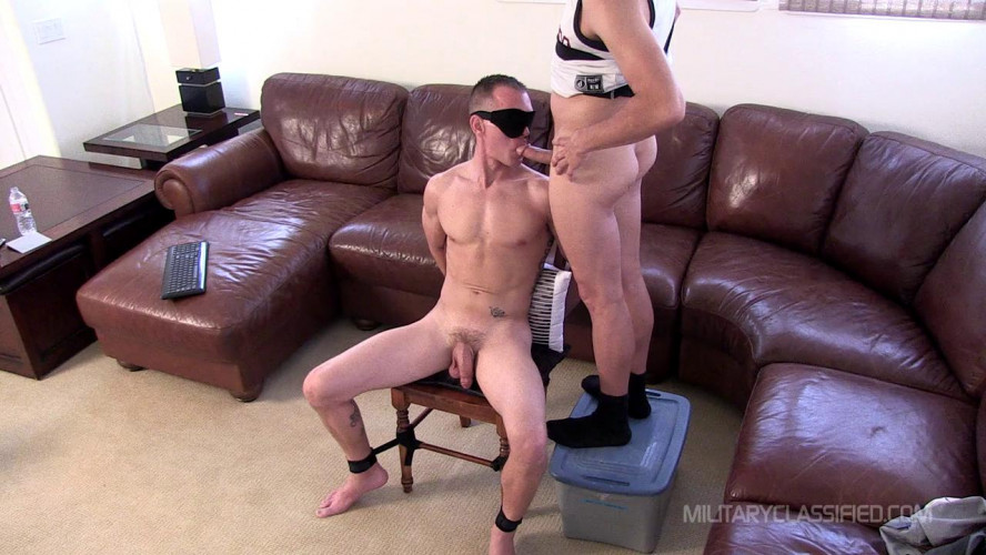 Gay BDSM MilitaryClassified - Casw Blowjob Reciprocated