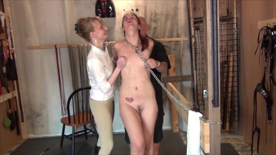 BDSM Art of the love in bondage part 3
