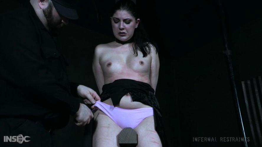 BDSM IR  Beaming - Miranda Miller