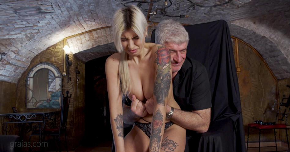 BDSM Torture of Loyalty - Part 3