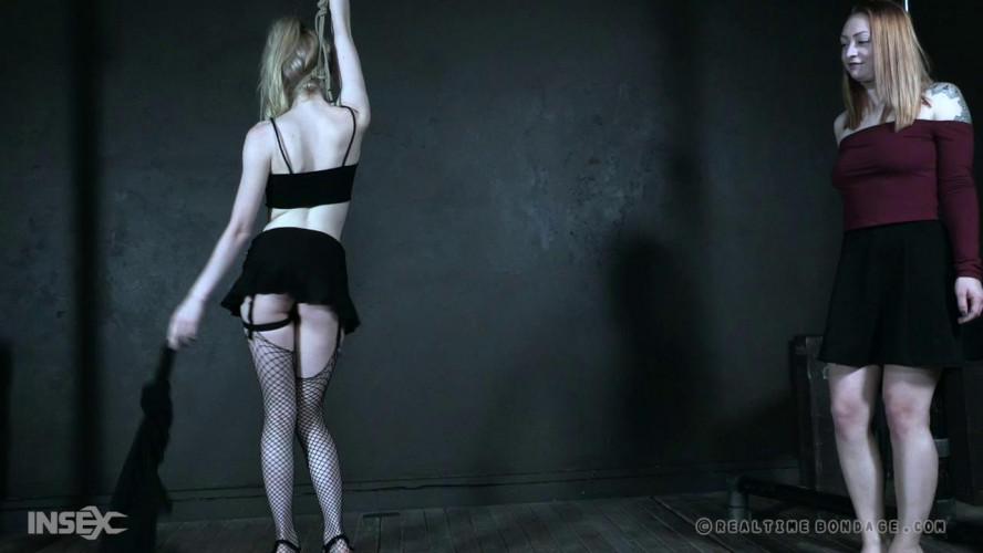 BDSM Little Slut Alice Enjoys Rough Tortures