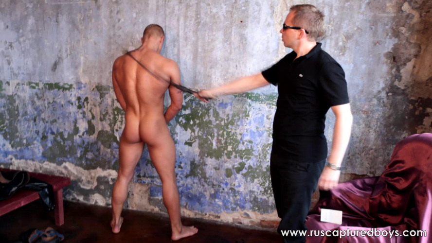 Gay BDSM Slave Vasily - Returned to Correct - I