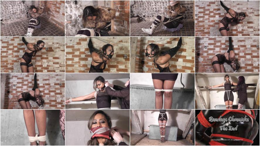 BDSM Malika And Her New Hobby