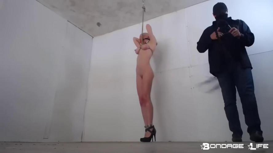 BDSM BrutalMaster and Rachel Greyhound - BrutalMaster Whipping