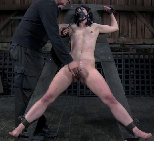 BDSM Hot Webbing With Katharine Cane