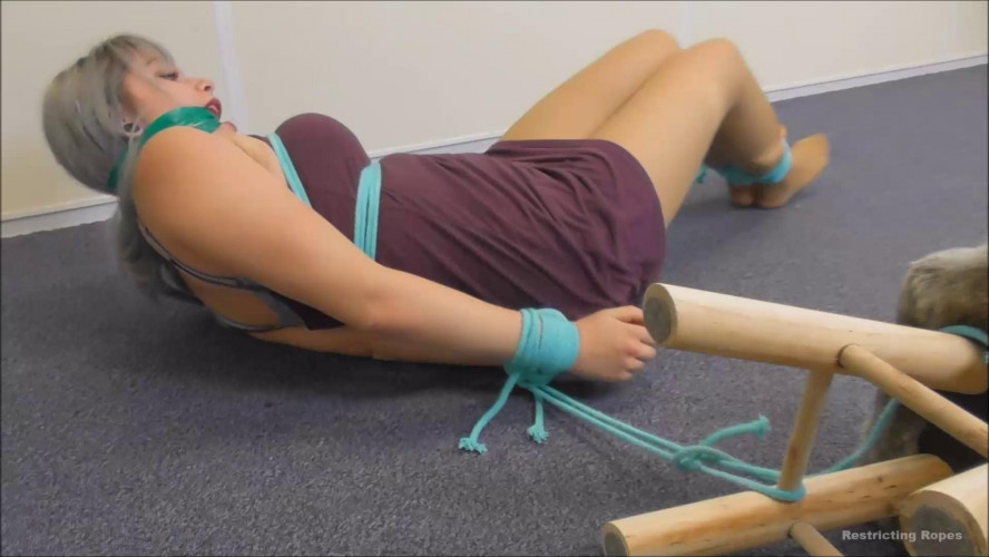 BDSM Restricting Ropes - Part 2
