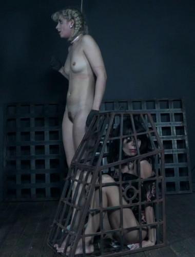 BDSM Skinny Bondage Princesses