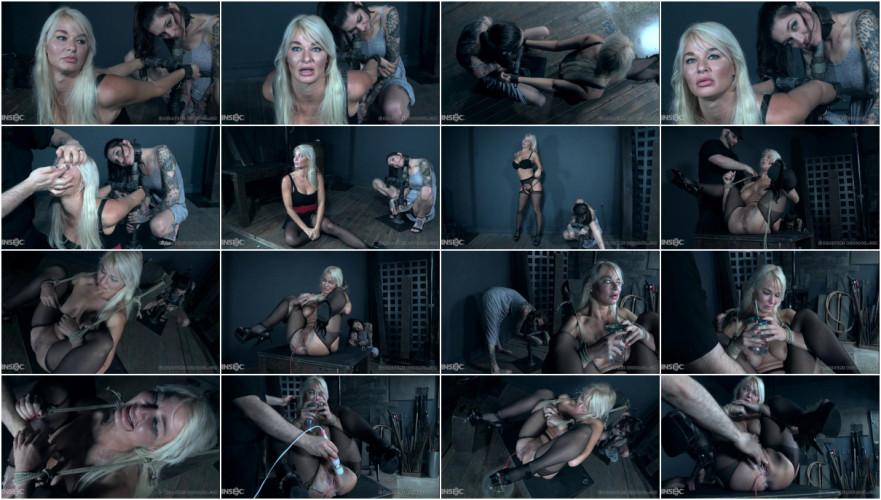 BDSM Crazy Bondage With Best Slaves