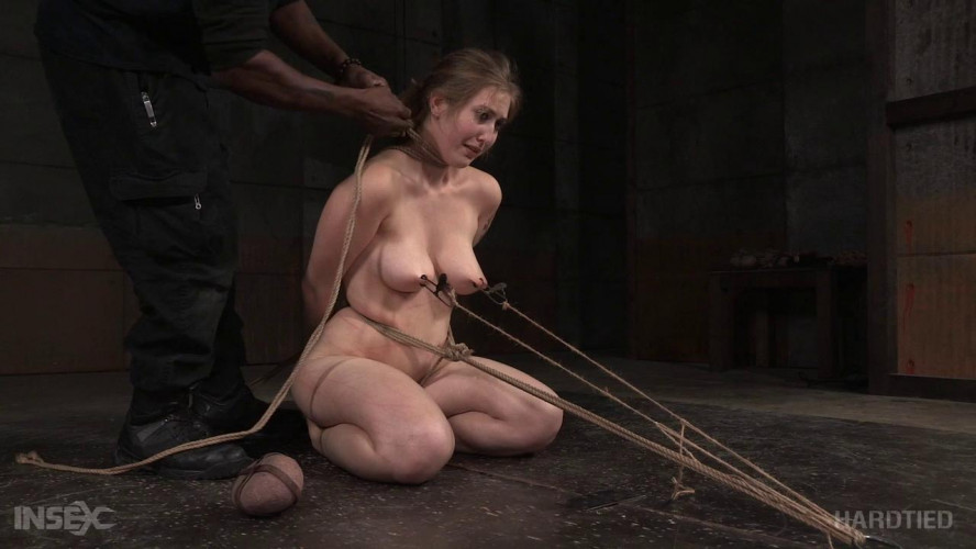 BDSM Pain for Busty Slave Electra Rayne