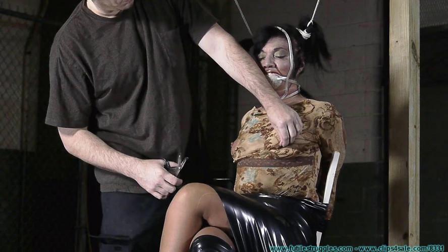 BDSM He Got a Good Deal on Tape - Part 1