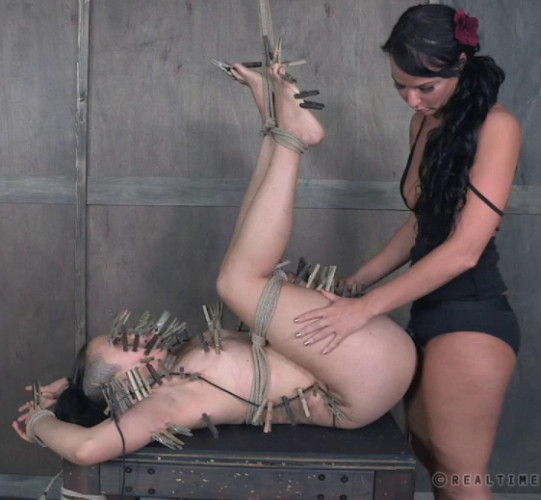 BDSM Pushed, Pinned, Pounded Vol.2