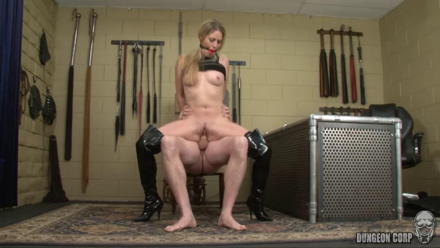 BDSM Super bondage, spanking and torture for very beautiful bitch Full HD 1080p