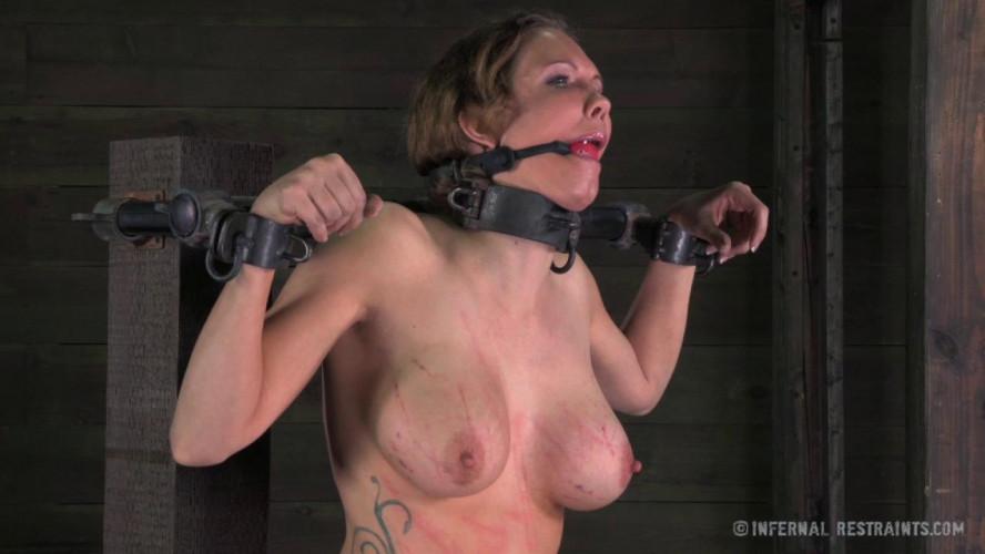 BDSM IR - The Ass Trauma - Cyd Black and Rain DeGrey