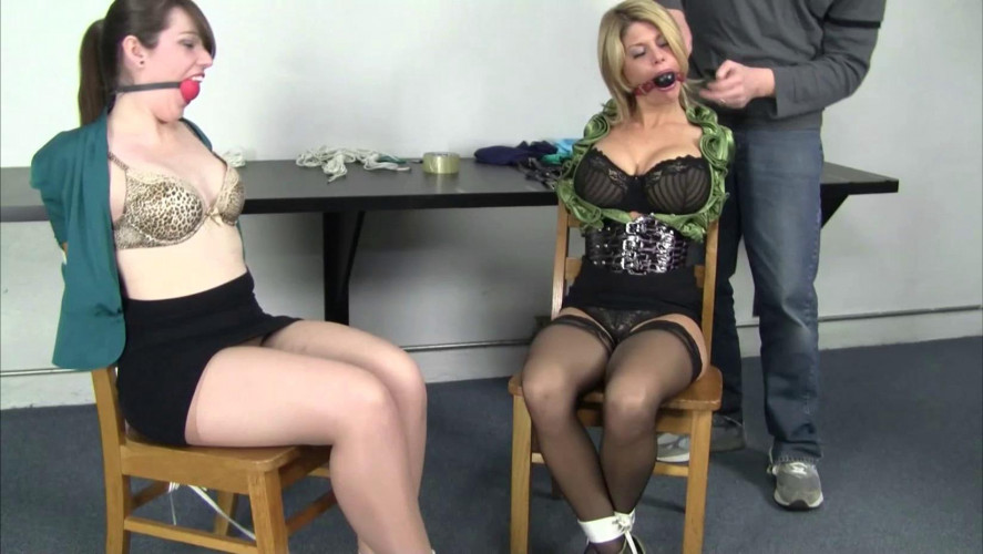 BDSM Latex New Excellent Gold Unreal Cool Sweet Collection Office Perils. Part 7.