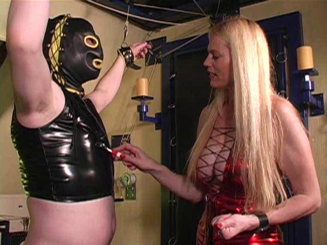 Femdom and Strapon The Domina Files Volume 8 - Mistress Lucinda