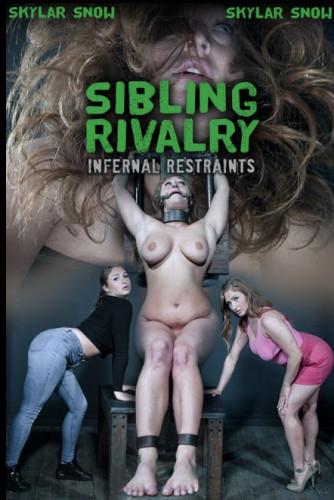BDSM Sibling Rivalry - Skylar Snow