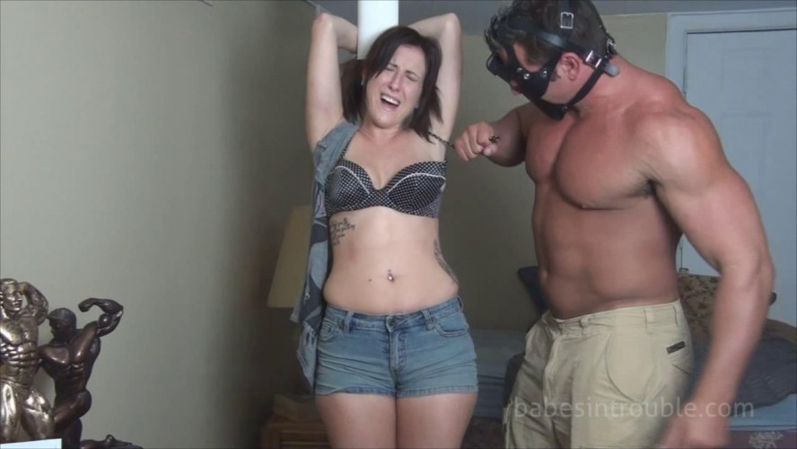 BDSM Nice Cool New Unreal Exclusive Collection Babes In Trouble. Part 3.