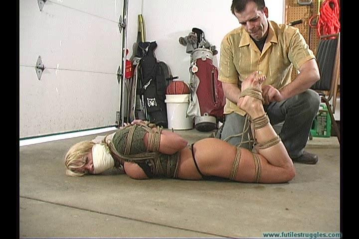 BDSM Mandy K is Shown Some Restraint vol. 2