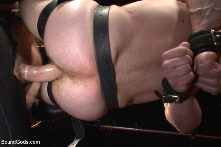 Gay BDSM  Onyx Recruit Mike Gaite - The Onyx & The Redz Series