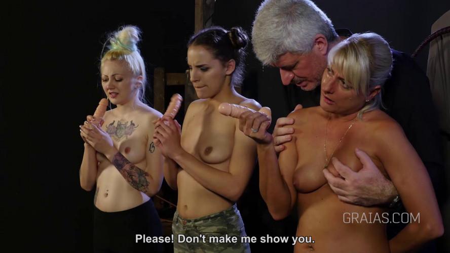 BDSM Graias - Life With Dr Lomp - Part 1