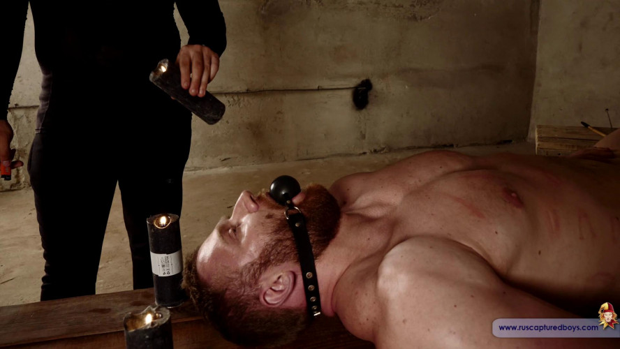 Gay BDSM Bodybuilder Stepan Naked - Final Part from ruscapturedboys