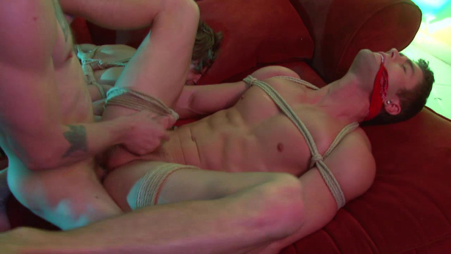 Gay BDSM A Wicked Game Episode vol.4 - Fucked To Be Tied