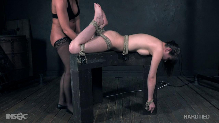 BDSM French Tart Luna Rival Gets A London Experience.
