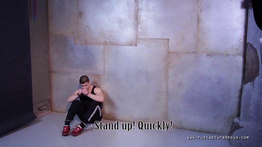 Gay BDSM RusCapturedBoys - Young Offender Pavel - Part I