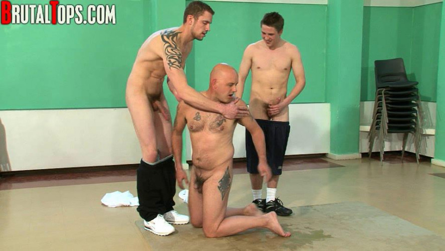 Gay BDSM Session 40 - Master Terry & Master Toby