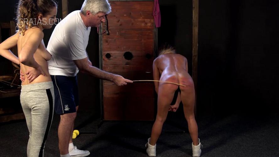 BDSM The Coach - Part 1