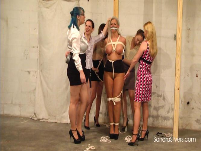 BDSM Sandra Silvers Scene 1627