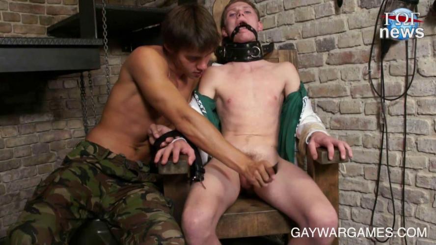 Gay BDSM Interrogation Part 1- 4