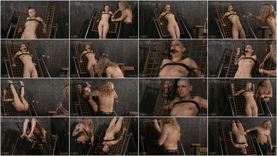 BDSM Abigail Dupree - Racked Pain Therapy