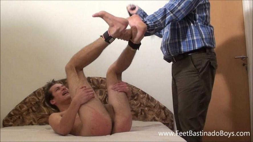 Gay BDSM FeetBastinadoBoys - Roland Karlin Vol. 2