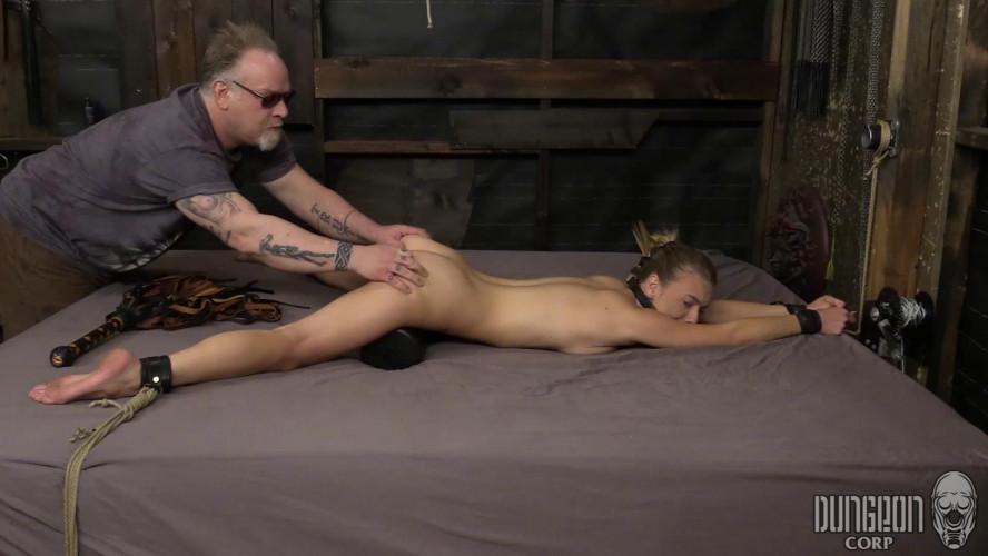 BDSM Beast Punishing Beauty part 3