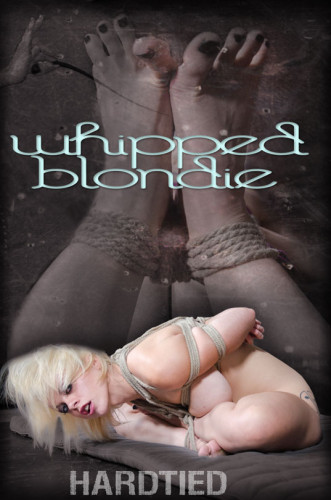 BDSM Whipped Blondie, Nadia White and London River