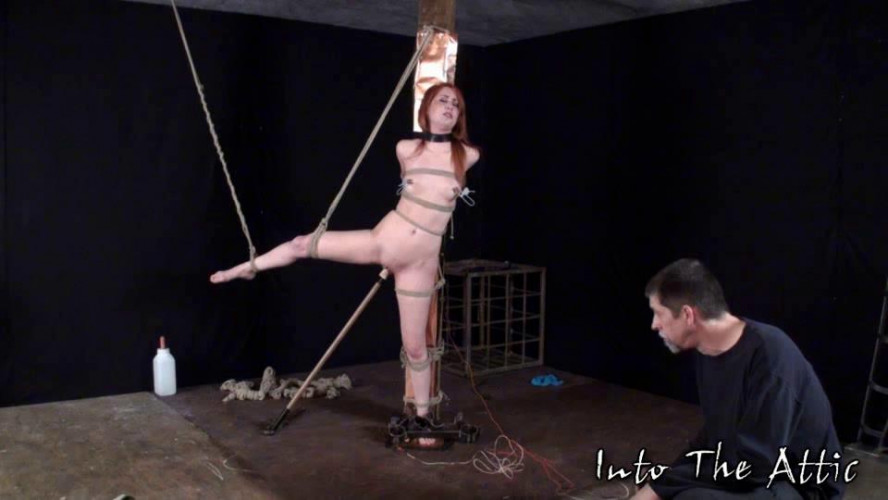 BDSM Real Hard Bondage part 3