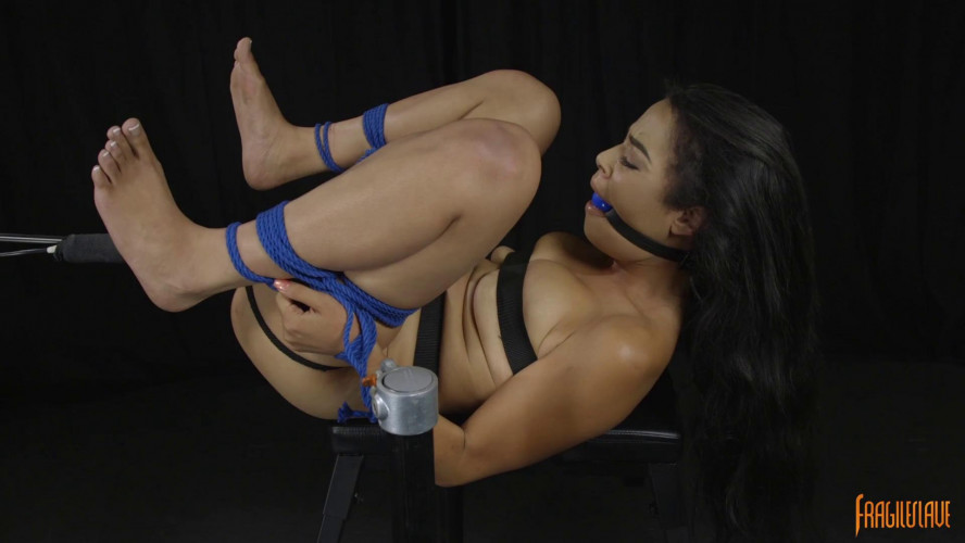 BDSM 18 Year Old Has Non Stop Orgasms