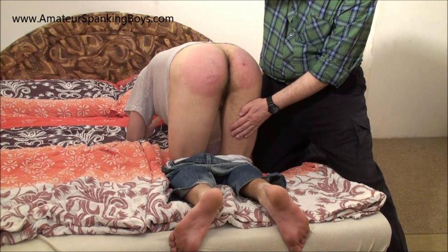 Gay BDSM Michal Hard Punishment