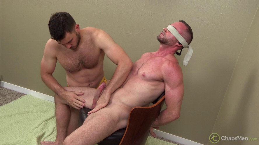 Gay BDSM Toby Jacobs & Vander Edge