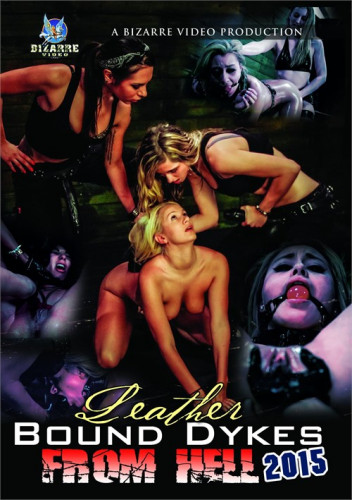 BDSM Leather Bound Dykes From Hell