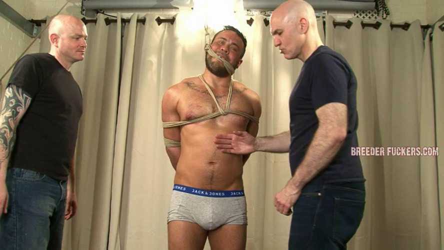Gay BDSM BreederFuckers - Shane - Session 3