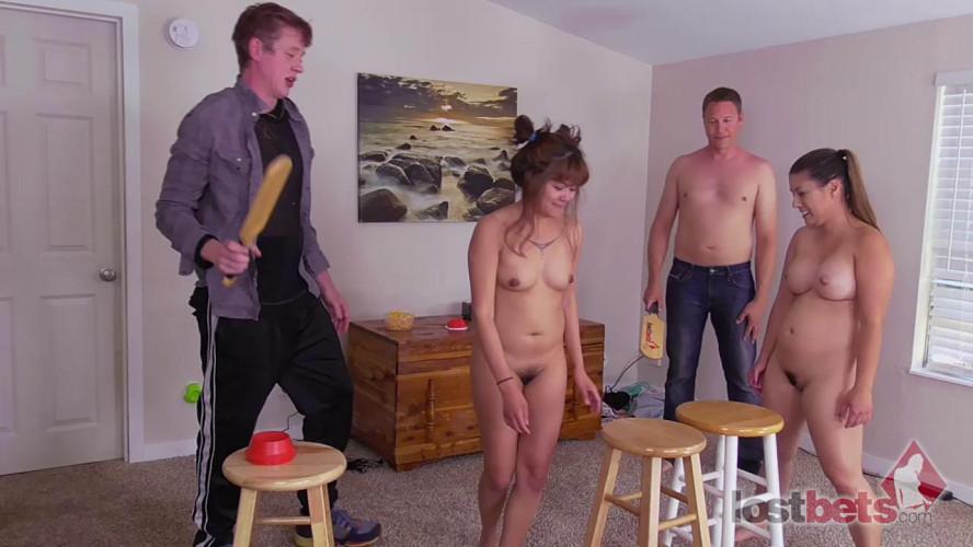 BDSM Strip Boomsticks with Jesse, Tessa, Leilani, and Jake