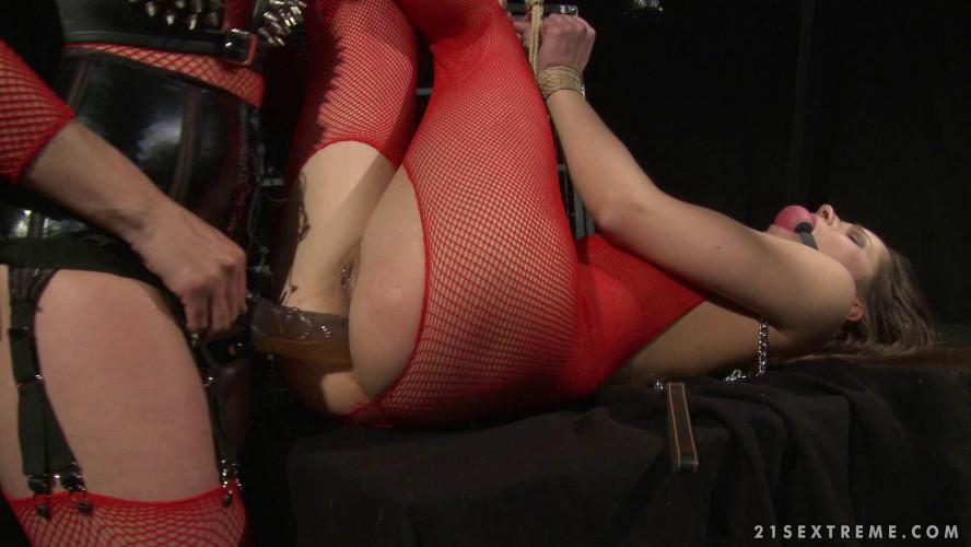 BDSM Mistress Kathias Dungeon Scene 1