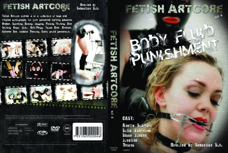 BDSM Body Fluid Punishment