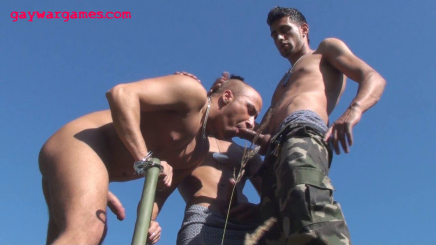 Gay BDSM New Recruit - part 02