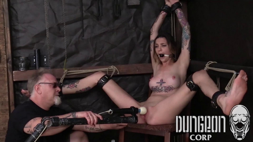 BDSM Latex Dungeon Corp - Rocky Emerson - An Exquisite Subject part 2